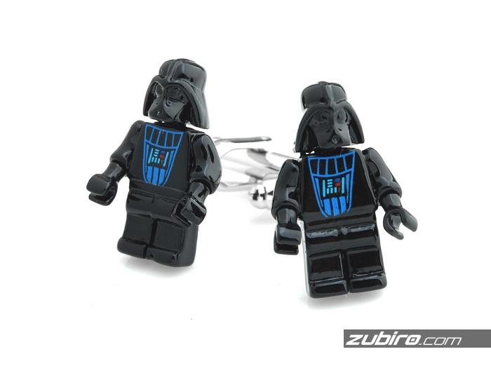 5ed59682 Spinki do mankietów Star Wars Lord Vader