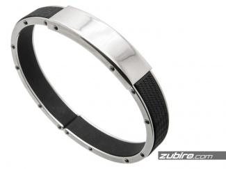 Bracelet type bangle under the engraver