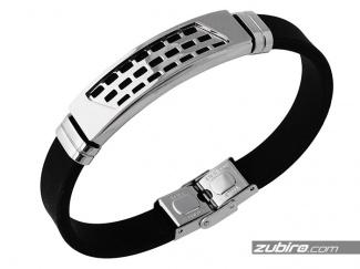 Bracelet under engraver elegant and fashionable