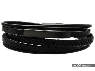 Men's jewelry Black bracelet