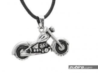 Mens pendants motorcycle pendant for a man aloadofball Choice Image
