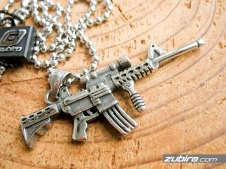 Rifle pendant