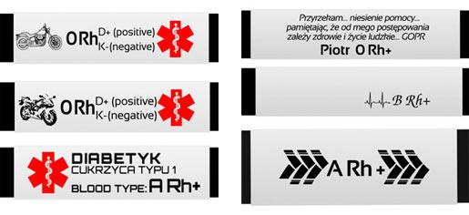 Wizualizacje grawerów medycznych
