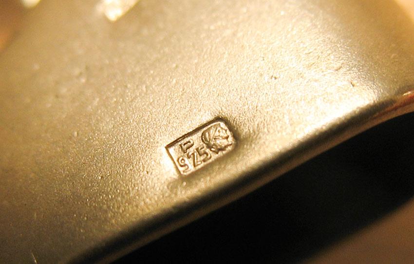 Próba srebra 925 Poznań