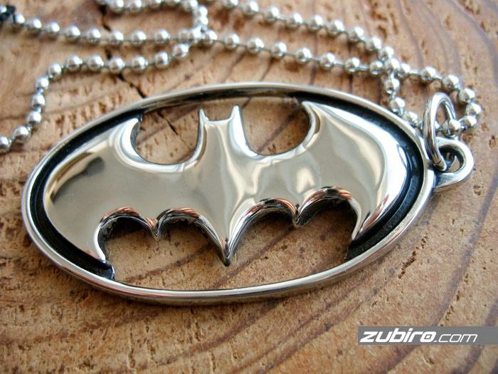 naszyjnik Batman