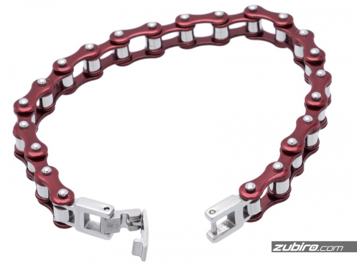 łańcuch rowerowy bransoletka