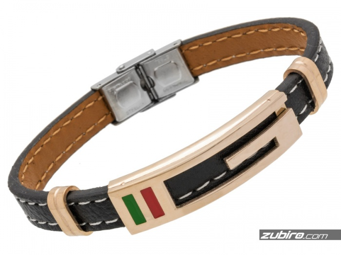 oryginalny model męskiej bransoletki