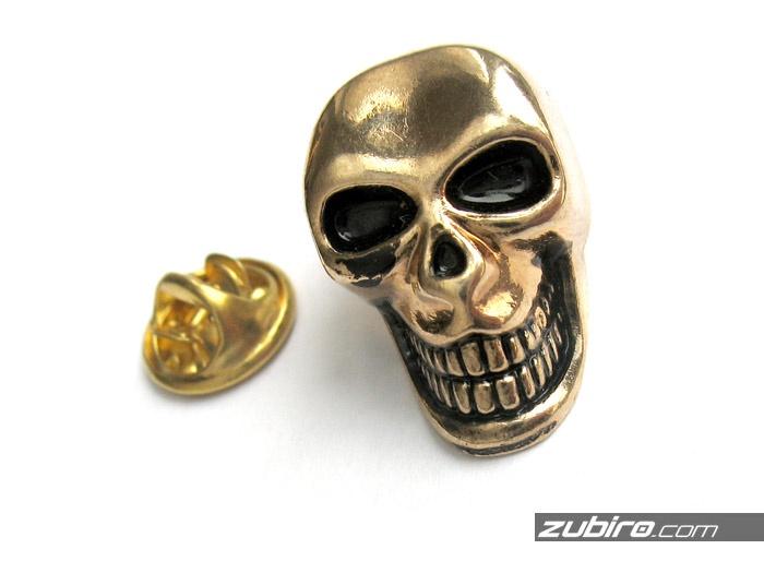pin-czaszka