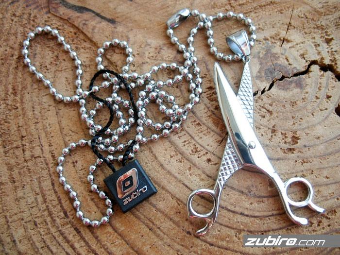 nożyczki na prezent dla krawca