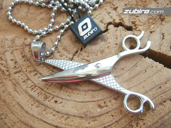naszyjniki dla fryzjerów