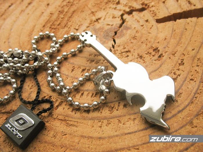 naszyjniki dla gitarzysty męskie