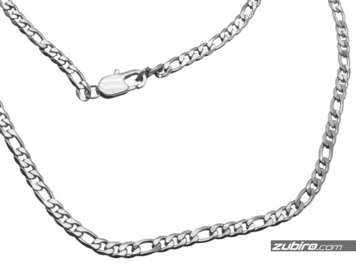 splot figaro łańcuszek długi męski