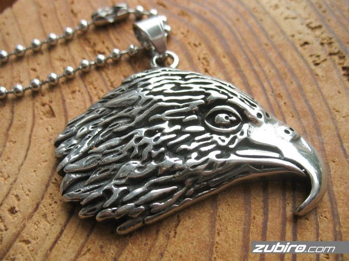 głowa orła orzeł biżuteria