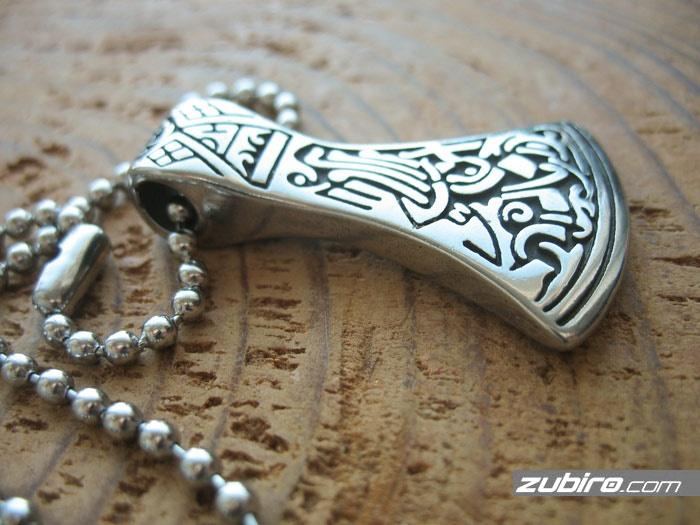 prezent dla drwala męska biżuteria