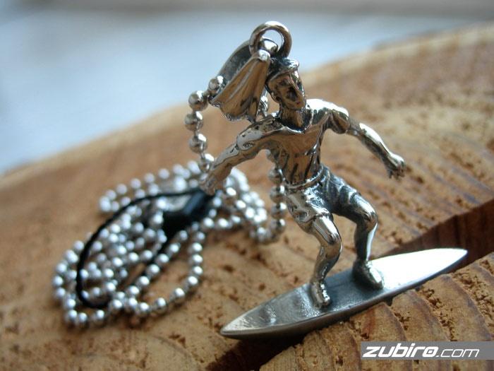 prezent dla surfingowca biżuteria
