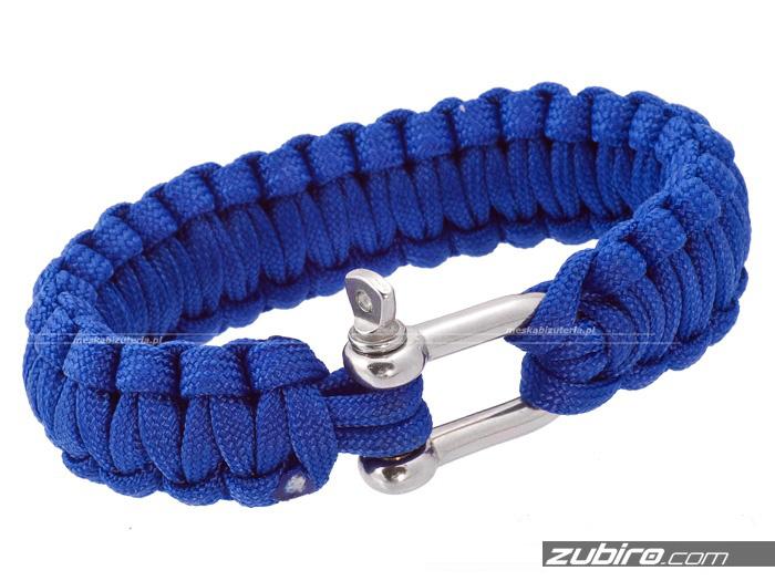 Niebieska survivalowa