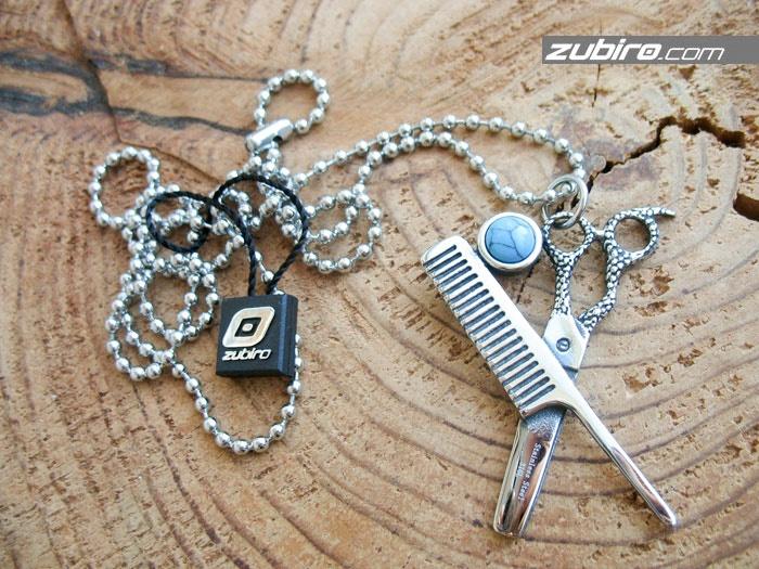 biżuteria na prezent dla fryzjera barbera