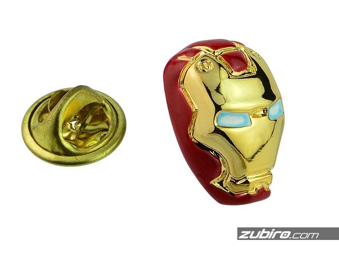 Pin dla chłopaka Iron Man