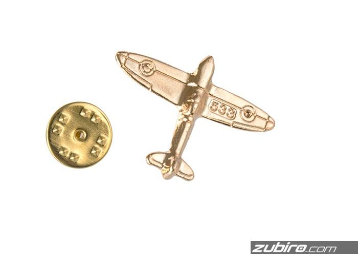 Piny metalowe samoloty