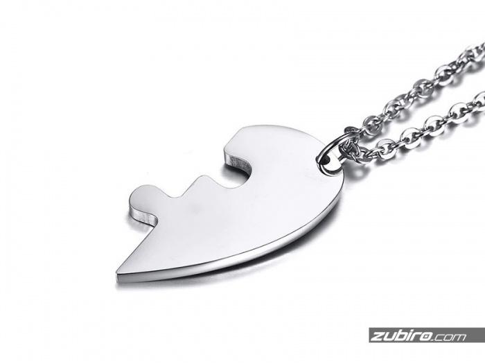 zawieszki Walentynki polówki serc