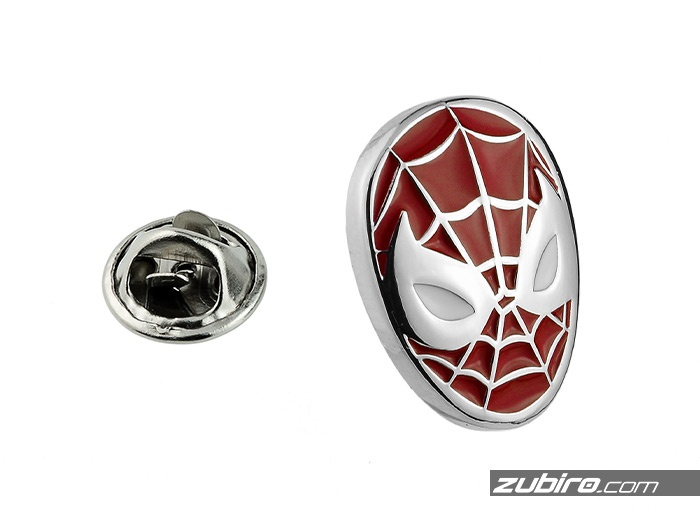 SpiderMan button męski