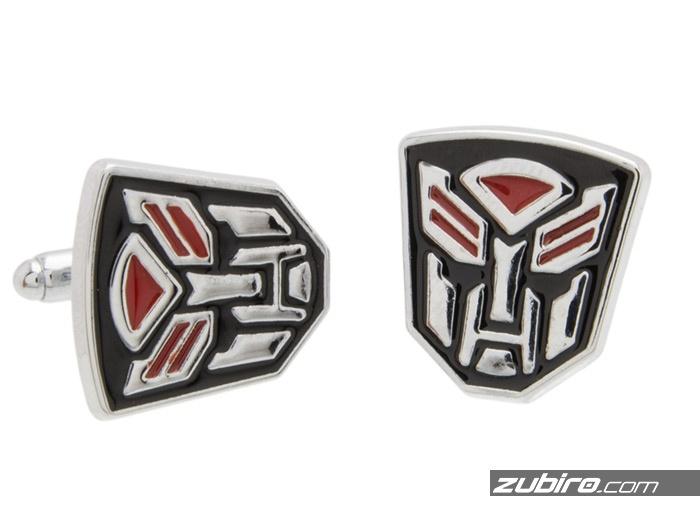 Spinki do koszuli Transformers