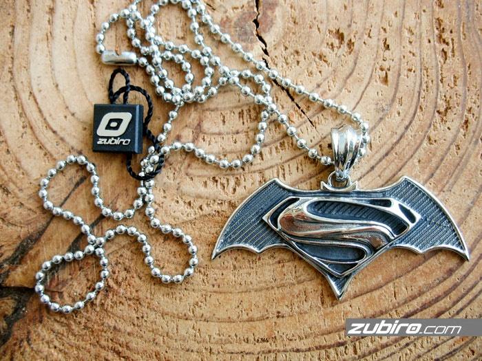 Supermen i Batman zawieszka