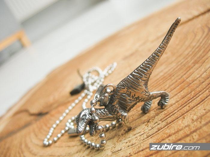 biżuteria ze zwierzęcymi motywami