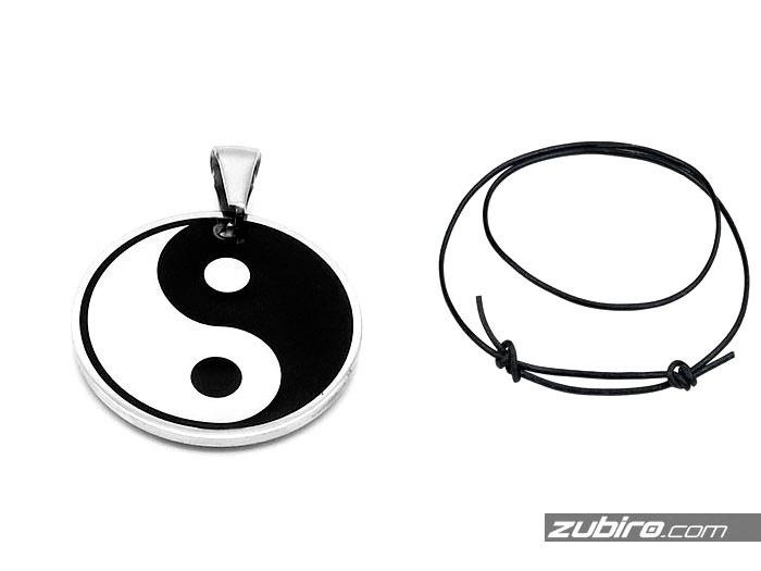 męskie zawieszki yin yang