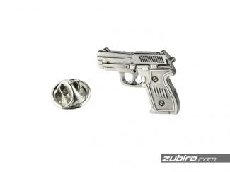 Button pistolet na prezent