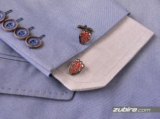 Diabelskie spinki do koszuli