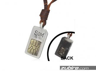 Karta SIM zawieszka