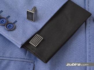 Klasyczne spinki do koszuli