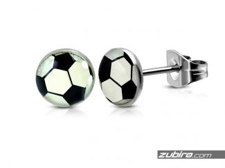 Kolczyki piłki