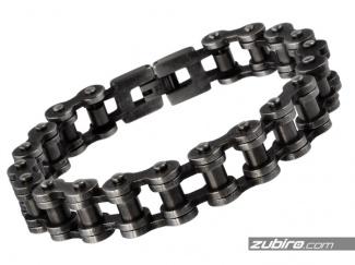 Metalowa bransoletka łańcuchowa