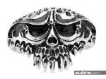 przerażająca czaszka