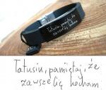 prezent bransoletka na Dzień Ojca