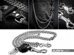 łańcuch do spodni i brelok do kluczy