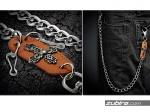 łańcuchy do spodni metal