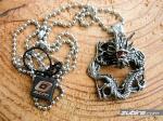 dragon smok biżuteria męska