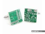 Spinki do mankietów dla elektronika