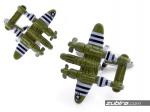 Spinki militarne, samoloty