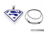 naszyjnik z Supermenem
