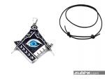 symbol masoński z okiem