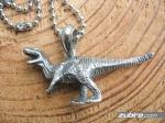 biżuteria zwierzęta dinozaur