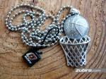 biżuteria dla koszykarza