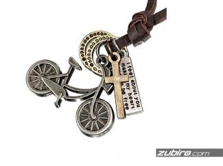Naszyjnik rowerzysty