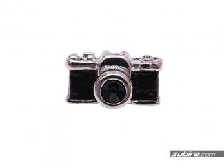 Pin aparat fotograficzny button męski