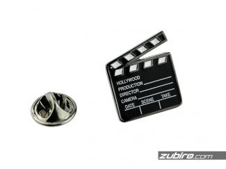 Pin klaps filmowy