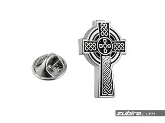 Przypinka krzyż celtycki
